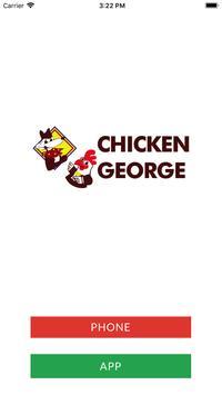 Chicken George HU8 poster
