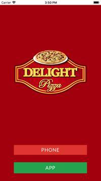 Delight Pizza LE4 poster