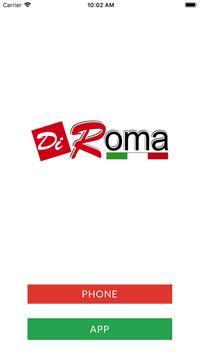 Di Roma HU5 poster