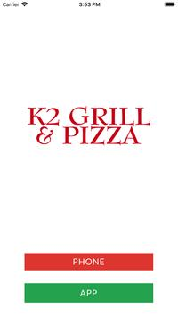 K2 Grill & Pizza WS1 poster