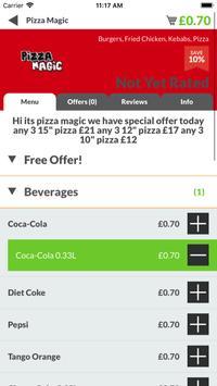 Pizza Magic LE3 screenshot 1