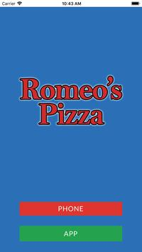Romeos Pizza LN2 poster