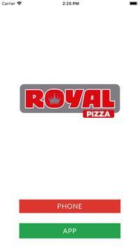 Royal Pizza HU8 poster