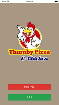 Thurnby Pizza LE5 poster