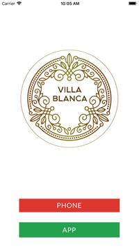 Villa Blanca HU13 poster