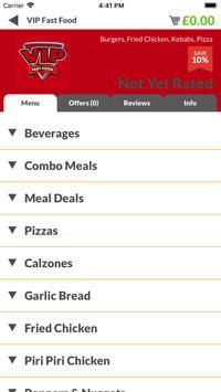 VIP Fast Food YO14 screenshot 1