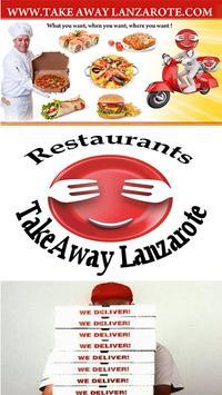 Takeaway Lanzarote Restaurants screenshot 2