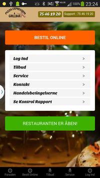 Pizza Expressen Esbjerg screenshot 1