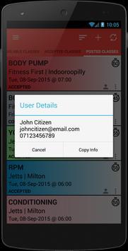 TakeCover App apk screenshot