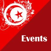 Tunisia Events icon