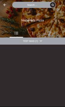 Vesterleds Pizza screenshot 1