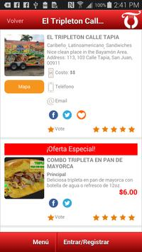 TakeOut Puerto Rico screenshot 2