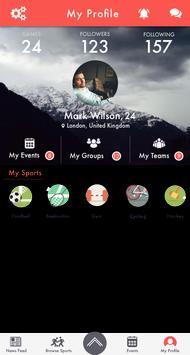 Take A Sport screenshot 3