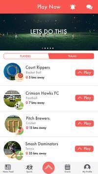 Take A Sport screenshot 1