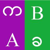 Myanmar Font Installer icon