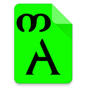 Myanmar TawThaLin Font icon