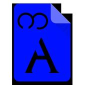 Myanmar Thadingyut Font icon