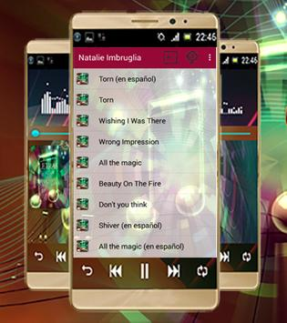 Letras-Natalie Imbruglia screenshot 1