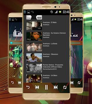 Aventura-Mejores Letras apk screenshot