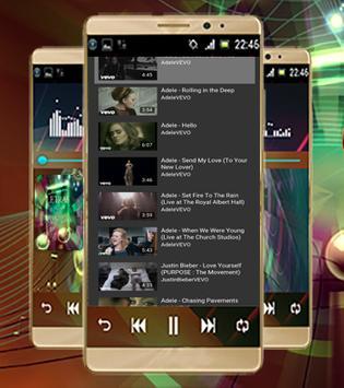 las mejores canciones-Adele apk screenshot