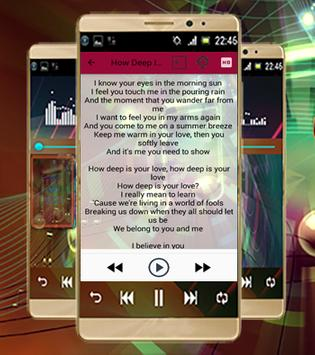 Best Bee Gees Song & Lyrics apk screenshot