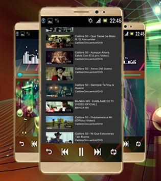 Calibre 50-Amor Del Bueno screenshot 3