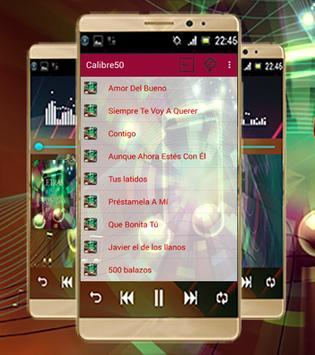 Calibre 50-Amor Del Bueno screenshot 1