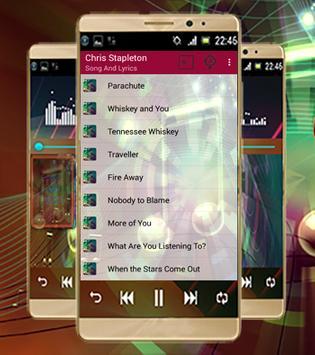 Best Chris Stapleton Lyrics apk screenshot
