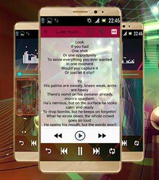 Best Eminem Song&Lyrics apk screenshot