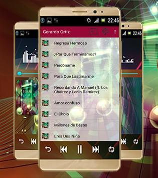 Mejores Letras-Gerardo Ortiz apk screenshot