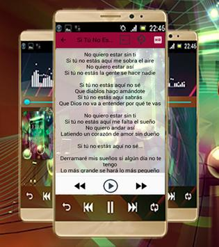 Rosana-Si Tú No Estás Aquí apk screenshot