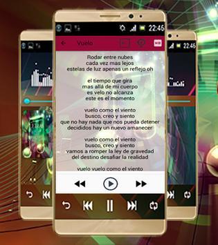 Letra de la canción-Soy Luna screenshot 2