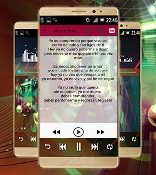 Ulises Bueno-Ahora Mírame apk screenshot