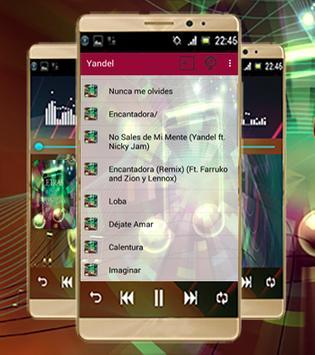 Letras De Yandel+Despacio apk screenshot