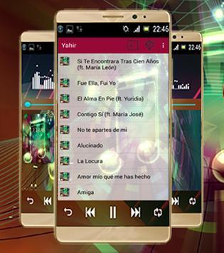 Yahir Letras & Musica screenshot 1