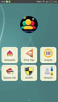 Takipçi ve Beğeni poster