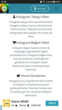 Takipçi & Unfollow Plus screenshot 1