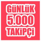 Takipçi Kazan instagram icon