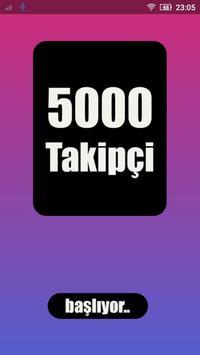 Takipçi Kazan instagram poster