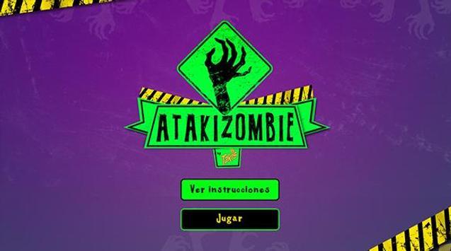 AtakiZombie poster