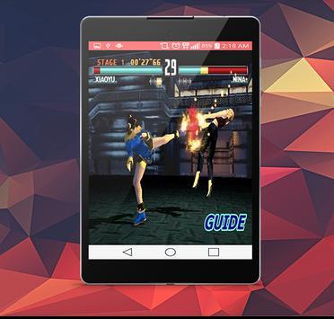 guide for Tekken 3 apk screenshot