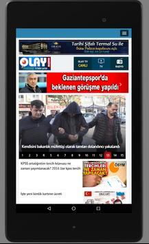 Olay Medya apk screenshot