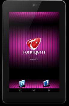 Türkiyem TV apk screenshot