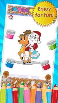 Christmast Coloring Drawing screenshot 14