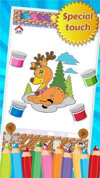 Christmast Coloring Drawing screenshot 6