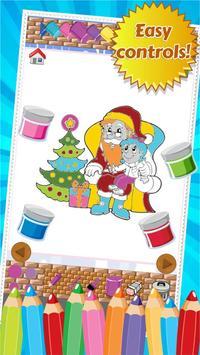 Christmast Coloring Drawing screenshot 7