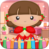 Little Princess Food Coloring icon