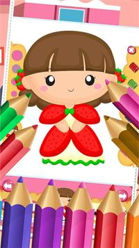 Little Princess Food Coloring screenshot 8