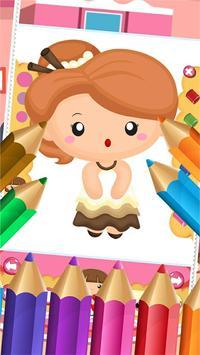 Little Princess Food Coloring screenshot 2