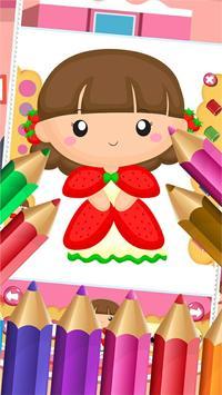 Little Princess Food Coloring screenshot 3